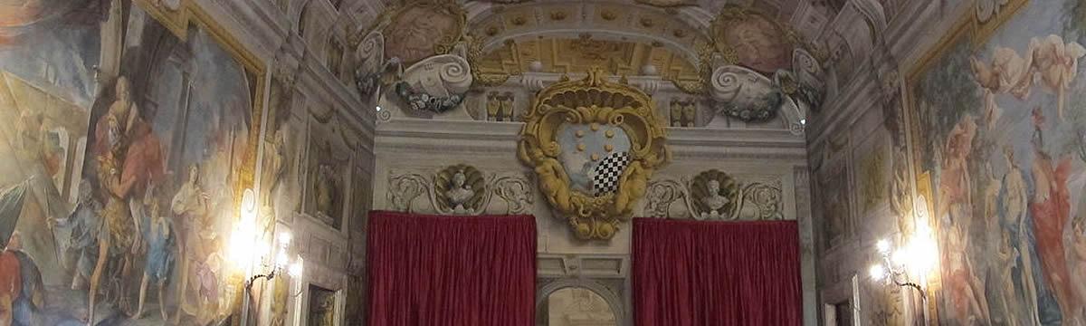 Sala della Musica, Museo di Palazzo Mansi