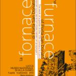 Locandina mostra La Fornace di Porta san Donato